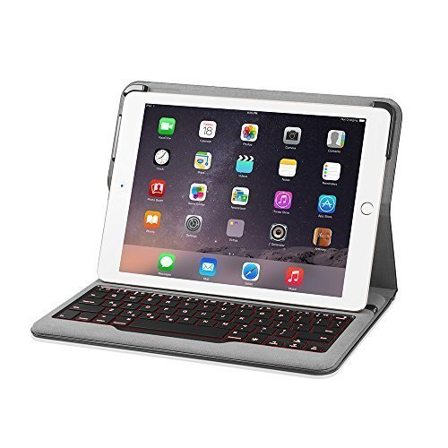 Anker Backlit Bluetooth キーボードケース iPad ...