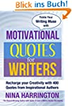 MOTIVATIONAL QUOTES FOR WRITERS: Rech...