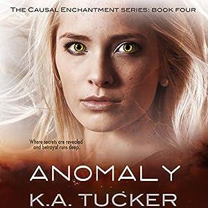 Anomaly Audiobook
