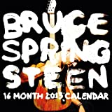 2013 Bruce Springsteen Wall Calendar