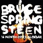 2013 Bruce Springsteen Wall Calendar