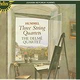 Hummel: String Quartets Op 30, #1-3