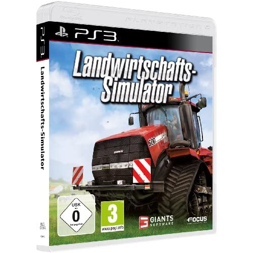 Landwirtschafts Simulator 2013 (PS3) Playstation 3 Games