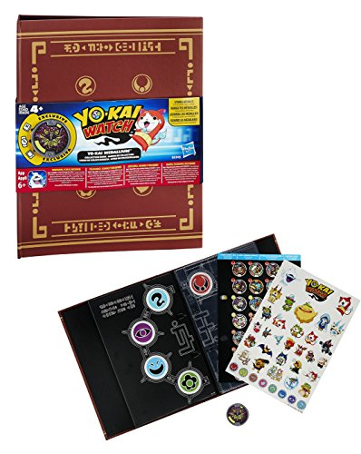 Yo-kai Watch Yo-kai Medallium Collection Book by Yokai