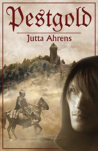 Buchseite und Rezensionen zu 'Pestgold: Historischer Roman' von Jutta Ahrens