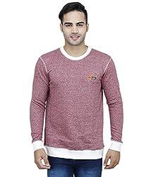 PRO Lapes Men's Red Milanch Sweatshirt