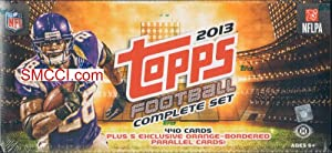 2013 Topps NFL Football Factory Sealed Hobby Version Set Which includes 5 Bonus... by Factory Sealed Set