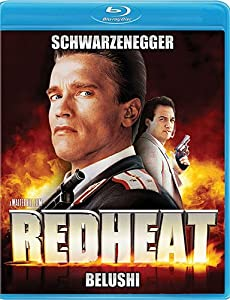 Red Heat [Blu-ray] (Bilingual) [Import]
