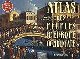 echange, troc André Sellier, Jean Sellier - Atlas des peuples d'Europe occidentale