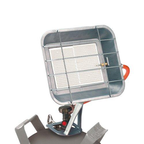 Einhell-Gas-Heizstrahler-GS-4600-Heizleistung-bis-46-kW-inkl-Druckminderer-Schlauch-Regler-fr-handelsbliche-Gasflaschen