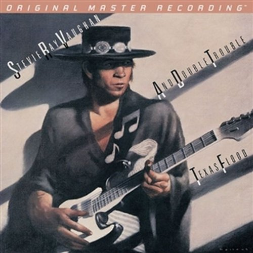Texas Flood Hybrid SACD - DSD Edition by Stevie Ray Vaughan (2011) Audio CD by Stevie Ray Vaughan