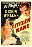 Citizen Kane 27 x 40 Movie Poster - Style A Poster Print, 27x40