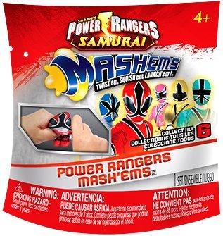 Power Rangers Samurai Mashem - 1