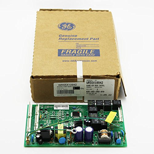 GE WR55X10942 Refrigerator Main Control Board (Hotpoint Refrigerator Wr55x10942 compare prices)