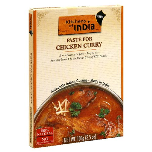 Curry Paste For Chicken Curry