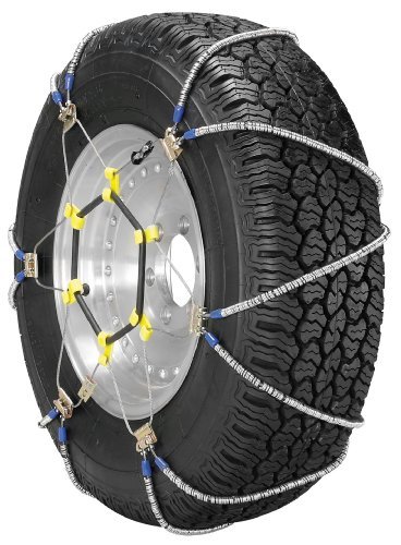 Security Chain Company ZT853 Super Z Heavy Duty Truck Single Tire Traction Chain – Set of 2