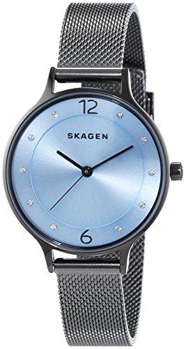 Skagen - SKW2308 - Montre Femme - Quartz Analogique - Bracelet Acier Inoxydable Gris