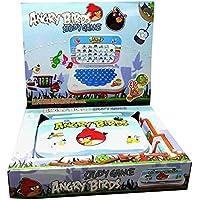 Turban Toys Angry Bird Mini English Learning Laptop