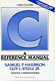 img - for C. A Reference Manual (Prentice Hall Software Series) book / textbook / text book