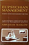 img - for Eupsychian Management: A Journal book / textbook / text book
