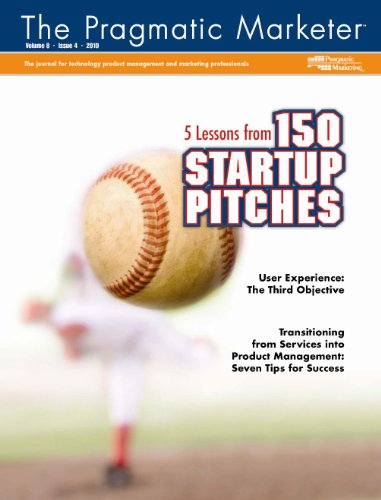 The Pragmatic Marketer Volume 8 Issue 4