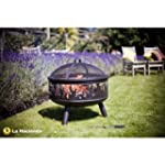 Wildfire Firebowl with Grill