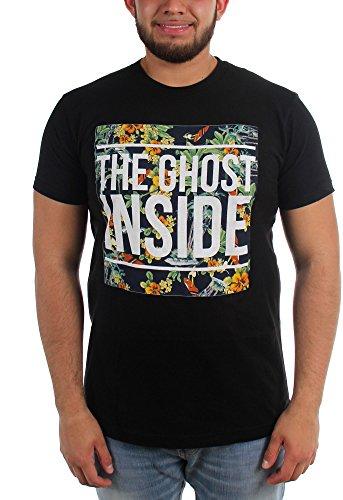 The Ghost Inside Calibungah-Maglietta da uomo nero Large