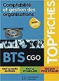 echange, troc Patricia Charpentier, Michel Coucoureux, Maguy Péréa, Bernadette Roy, Daniel Sopel - Comptabilité et gestion des organisations BTS CGO (1Cédérom)