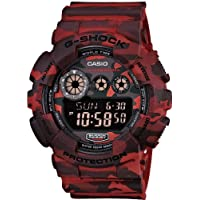 [カシオ]CASIO 腕時計 G-SHOCK Camouflage Series GD-120CM-4JR メンズ