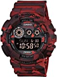 Casio G Shock Camo Series Watch Mens Gd-120cm-4jr Japan