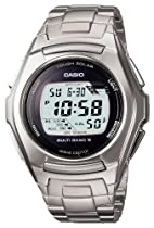 CASIO watch WAVE CEPTOR Waveceptor radio clock MULTIBAND5 WV-M120DJ-7JF mens