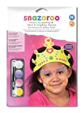 Snazaroo Princess Role Play Face Painting Kit