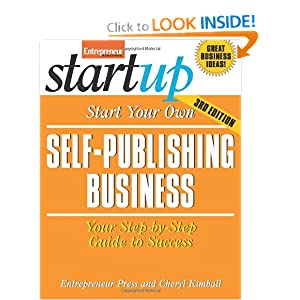 Start Your Own Self-Publishing Business Entrepreneur Press