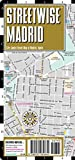 img - for Streetwise Madrid Map - Laminated City Center Street Map of Madrid, Spain book / textbook / text book