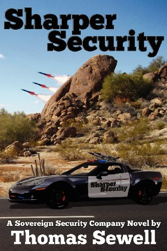 Image of Sharper Security: A Sovereign Security Company Novel (Volume 1)