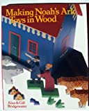 Alan Bridgewater Making Noah's Ark Toys in Wood