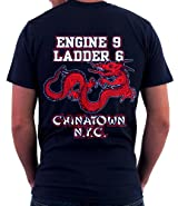 FDNY CHINATOWN  E-9/L-6 HOUSE SHIRT
