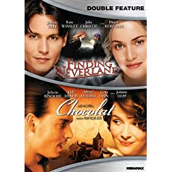 Johnny Depp Double Feature (Chocolat / Finding Neverland)