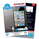 "atFoliX FX-Clear Displayschutzfolie f�r Apple iPod Touch 4G (3-er St�ck)von ""Displayschutz@FoliX"""