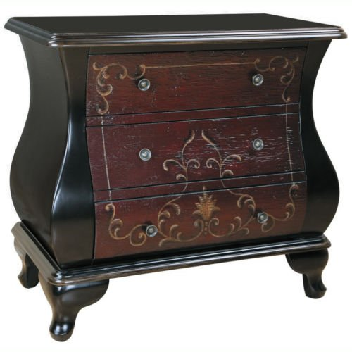 Hand Painted Dresser front-840219