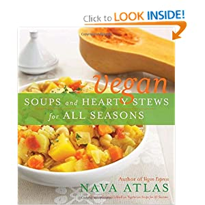 Download book Vegan Soups and Hearty Stews for All Seasons