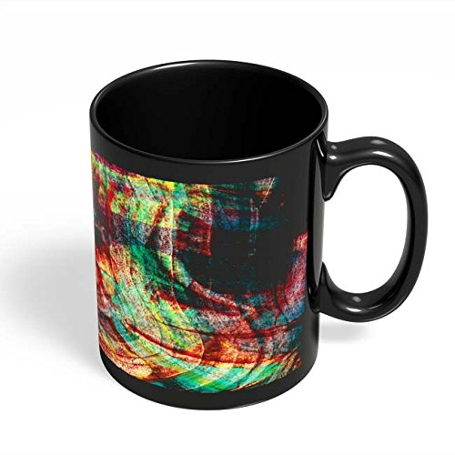 PosterGuy Dream, An Unreal Dream Abstract, Art, Layer Black Coffee Mug