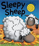 img - for SLEEPY SHEEP: (A NOISY BOOK) book / textbook / text book