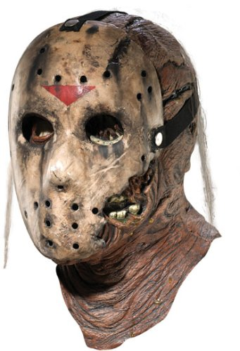 Classic Jason Mask - Buy Classic Jason Mask - Purchase Classic Jason Mask (SpookShop.com, SpookShop.com Accessories, SpookShop.com Mens Accessories, Apparel, Departments, Accessories, Men's Accessories)