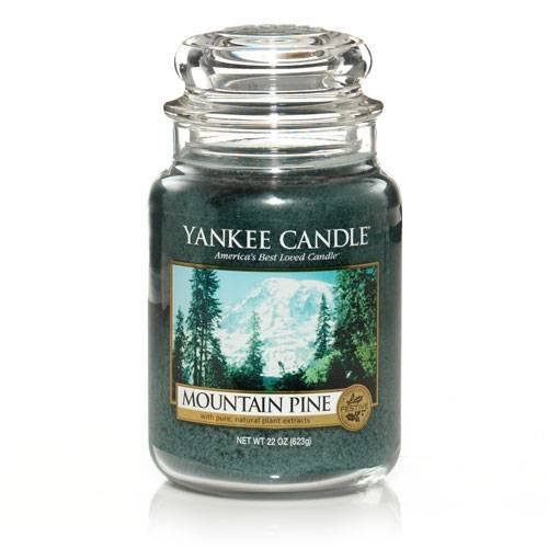 Mountain Pine - Yankee Candle 22oz