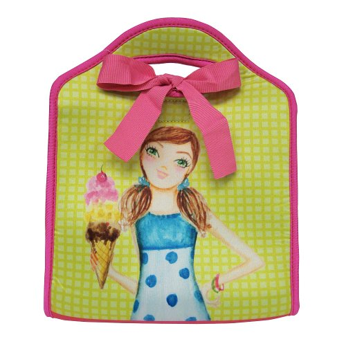 Totally Me! Lunch Bag - Girl With Ice Cream - 1