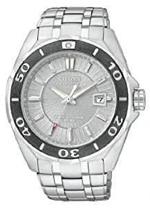 Citizen Signature Eco-Drive Perpetual Calendar Men's Date Watch BL1257-56A
