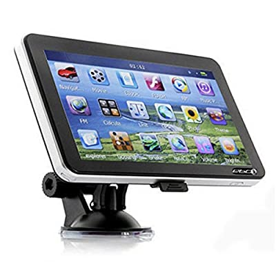 eBoTrade-Tech 7 inch Car GPS Windows CE 6.0 4GB HD Screen Navigation System Navigator