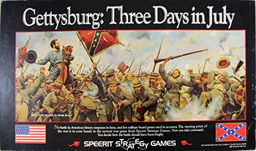 Gettysburg: Three Days in July (Gettysburg Game compare prices)
