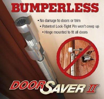Nuk3y Door Saver 2 Ii Hinge Pin Stop Fits All 3 Quot To 4 1 2